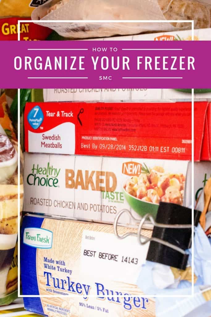 Organize Your Freezer | Upright Freezer | Chest Freezer | Organizing Tips | Kitchen Organization | Homemaking