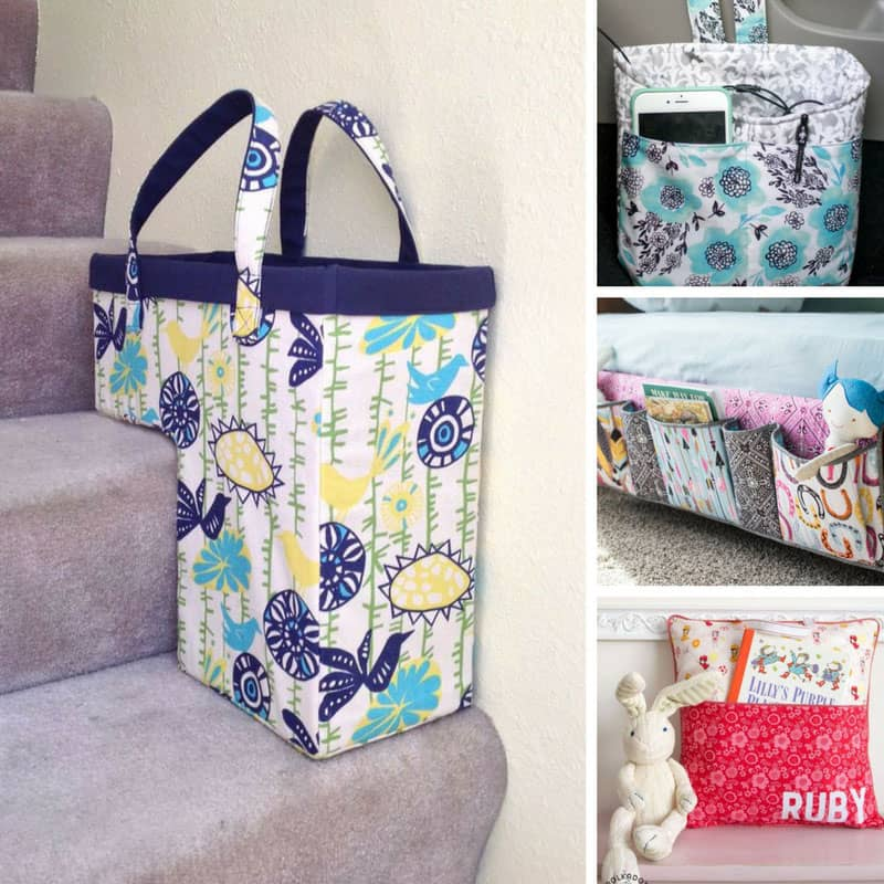 Loving these home sewing projects - time to get organized!