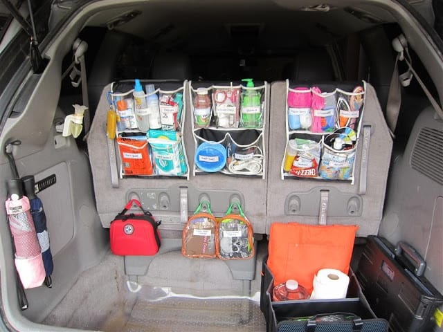 How to Organize Your Trunk Like a Pro