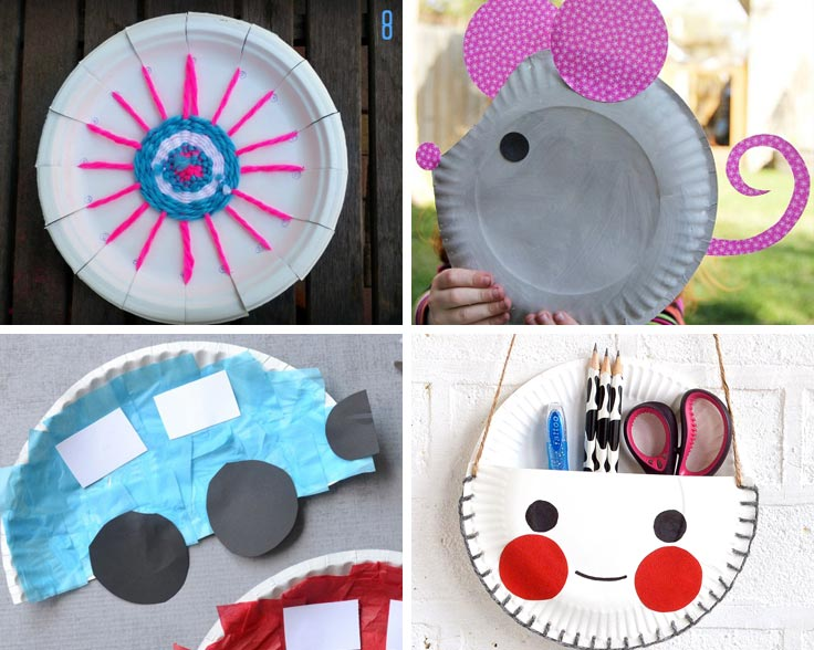 paper plate craft ideas for kids 12 easy paper plate crafts for of all ages to 7864