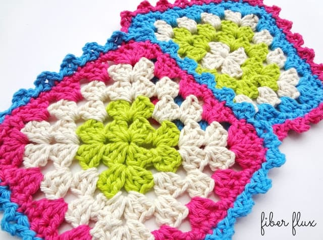 Party Cake Dishcloths
