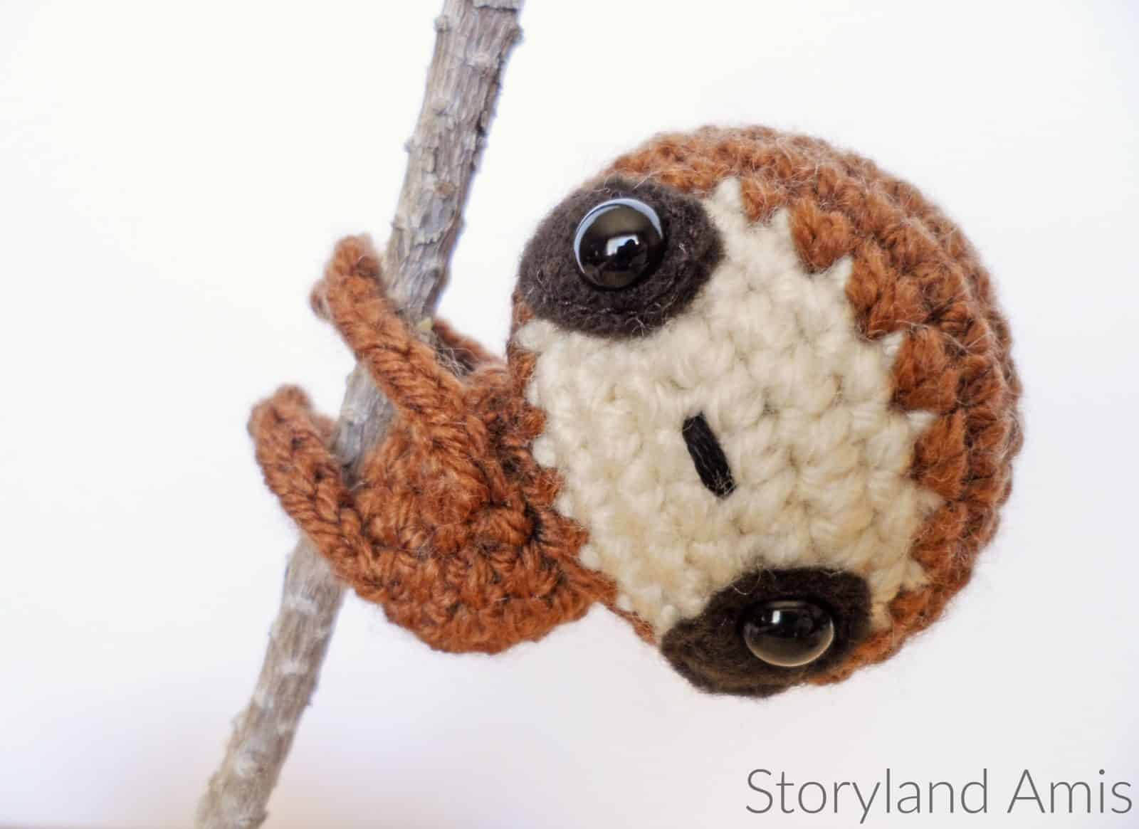 Pattern- Zippy the Baby Sloth