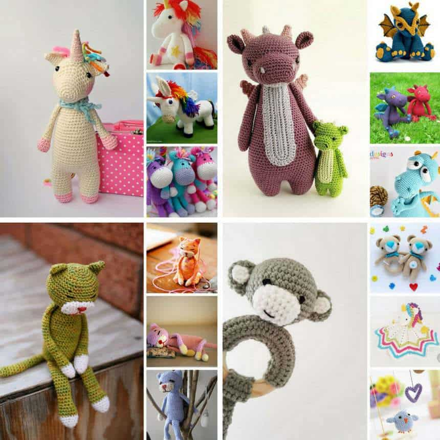 Patterns for Crochet Toys