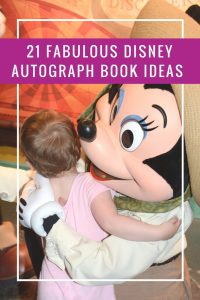 Oh my goodness these Disney Autograph pages are ADORABLE! You HAVE to print some out before your trip!