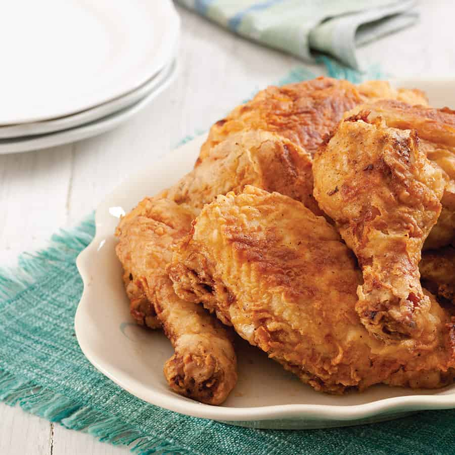 The Perfect Fried Chicken