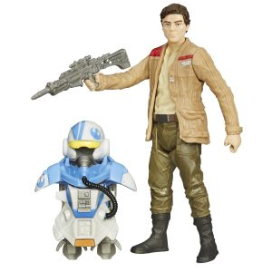Toys based on the characters and vehicles from Star Wars: The Force Awakens are going to be top of the Christmas wish lists this year.