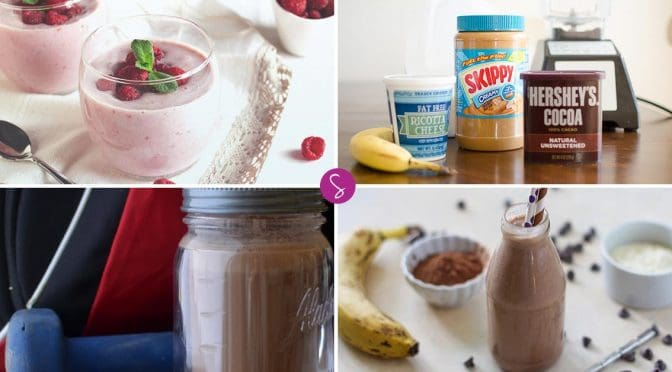Protein Shakes Kids Will Love to Drink!
