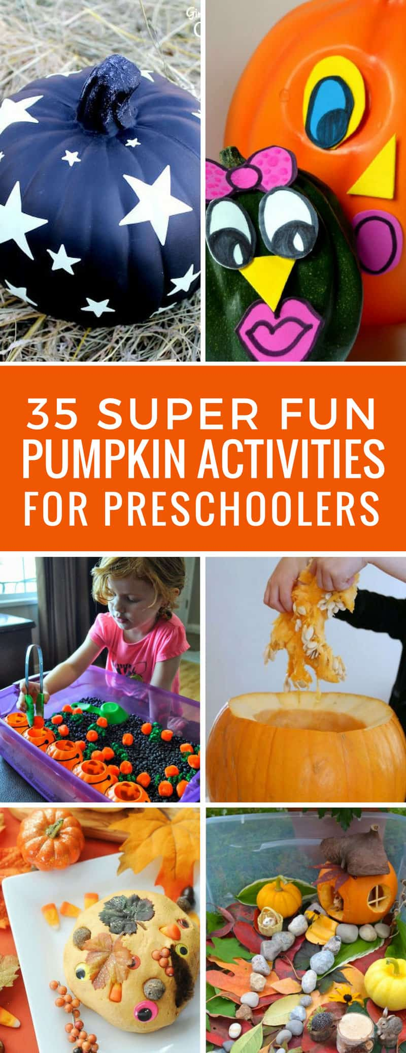 Loving these pumpkin activities for preschoolers - they're perfect for our Fall homeschool plans! Thanks for sharing!