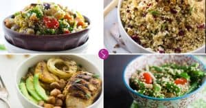 10 Healthy Quinoa Salad Recipes the Whole Family will Enjoy!