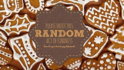 RAOK card Gingerbread