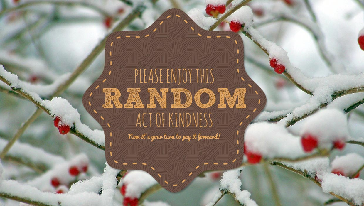 Are you looking for an Elf on the Shelf alternative? Click through to learn about the Kindness Kiddos and random acts of kindness.