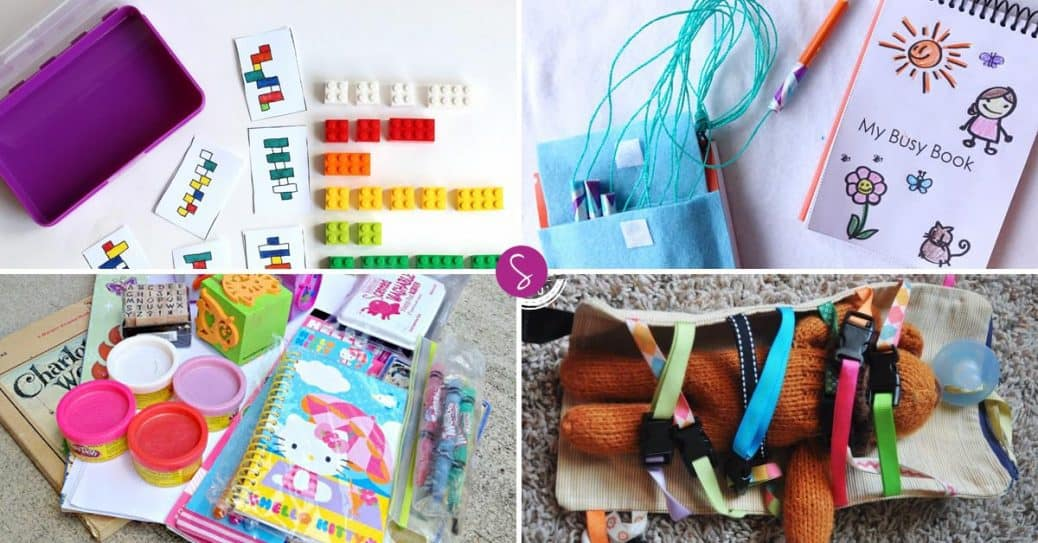 Road Trip Games Kids Will Love - Includes Free Printables!