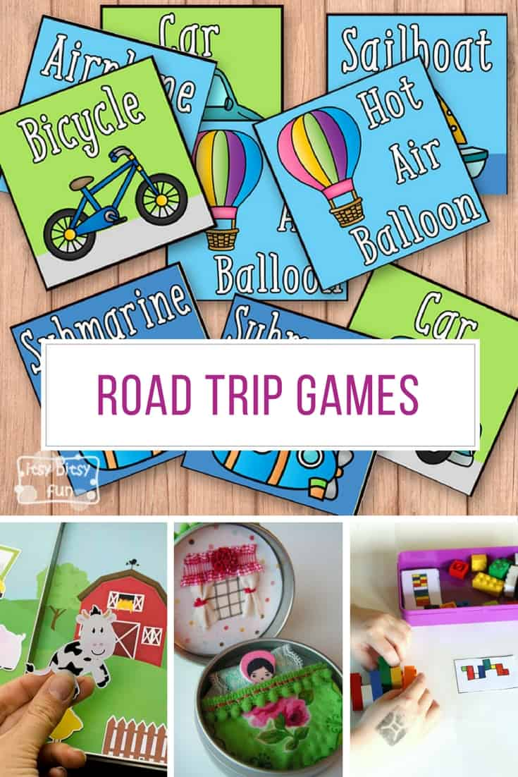 Loving these road trip games - thanks for sharing!