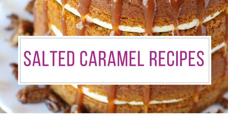 OMG these salted caramel recipes are amazing! Thanks for sharing!