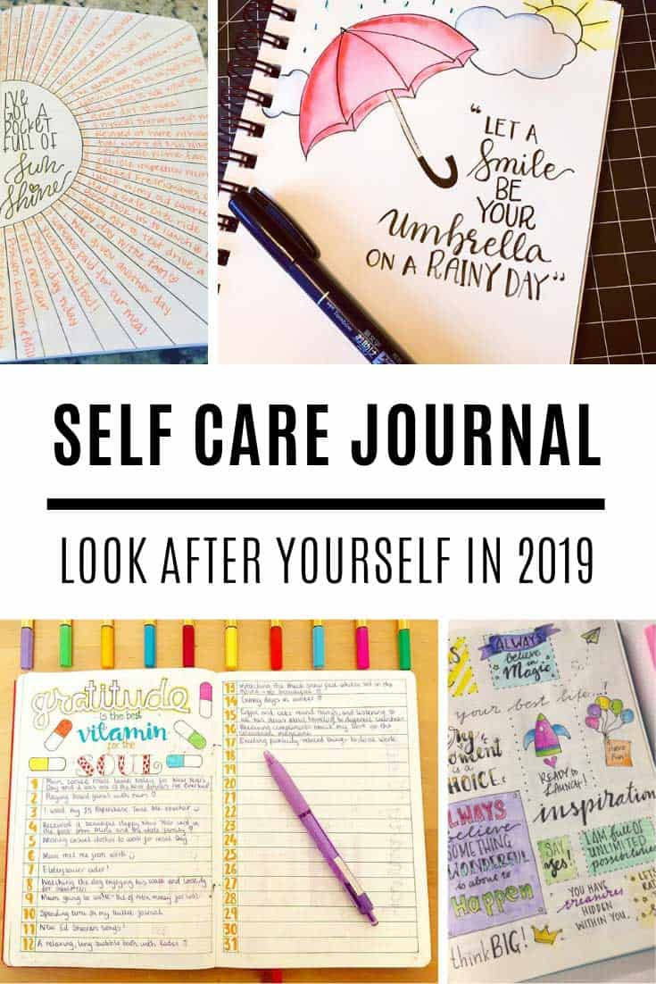 Loving these self care journal ideas for my bullet journal !