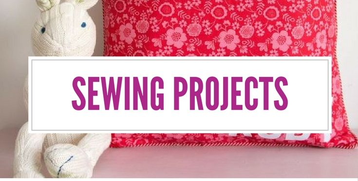 Loving these sewing projects to organize my home! Thanks for sharing!