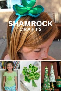Shamrock Crafts | St Patrick's Day | Kid Crafts | Adult DIY | Preschoolers | Toddlers