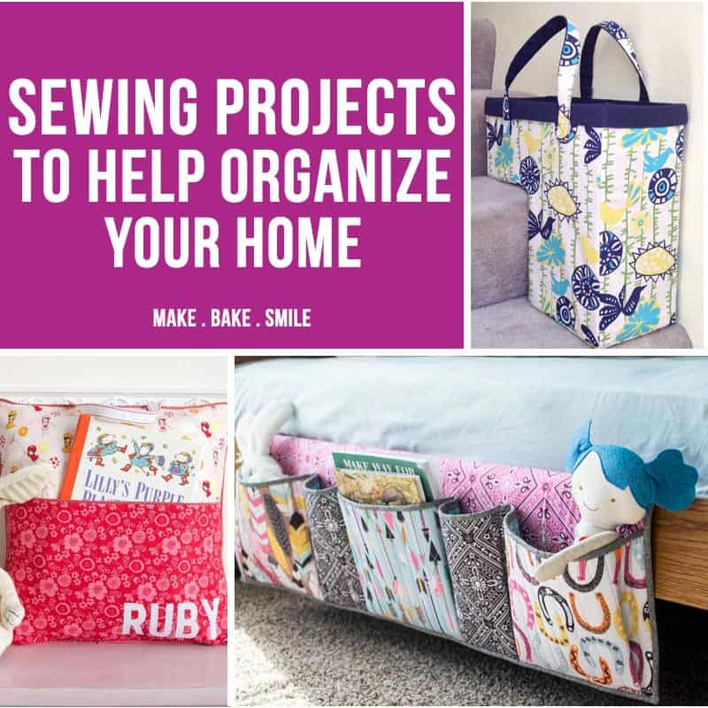 LOVING these sewing projects especially that bed storage!