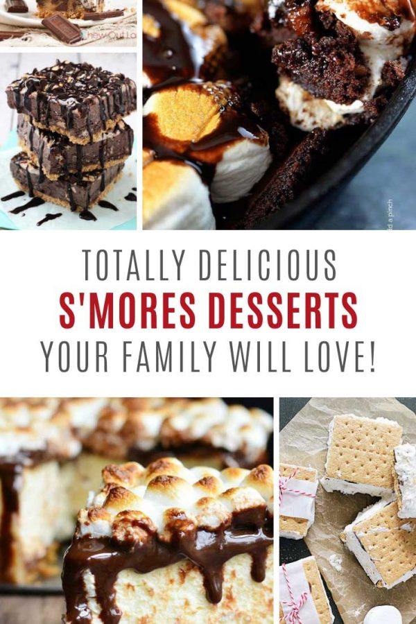 Oh my these S'mores treats are insanely good!