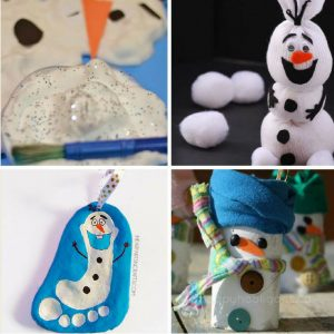 These snowman activities look so fun I can't wait for a snow day to spend crafting with the kids!