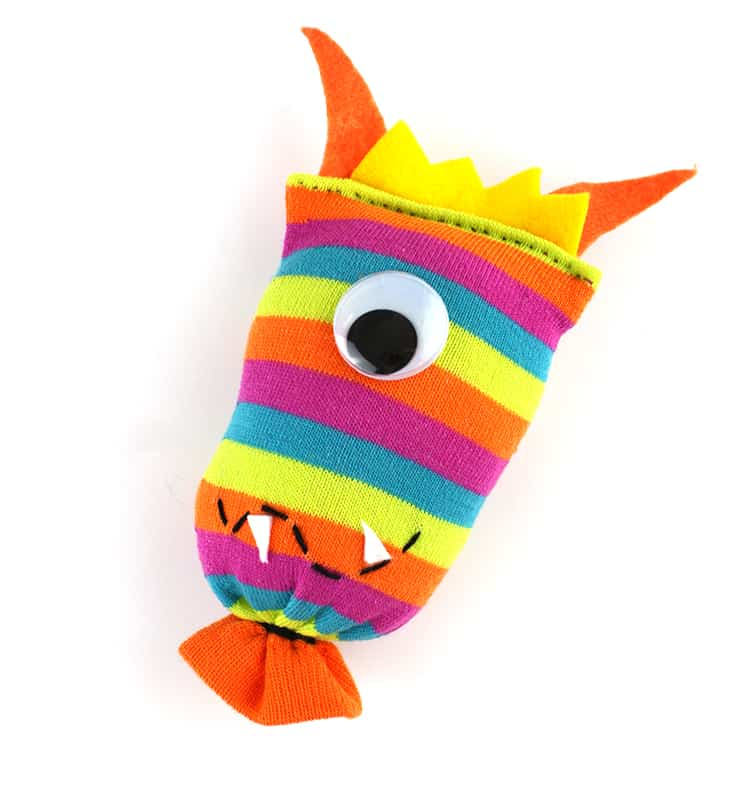 Sock Monster Tutorial