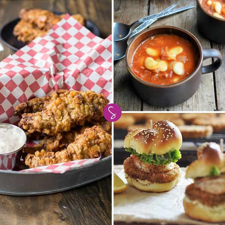 These Southern Cooking Soul Food Recipes are perfect for Fall dinners