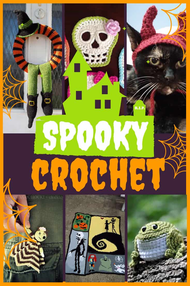 Spooky Halloween Crochet Projects
