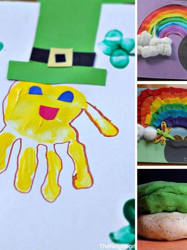 St Patricks Day Activities for Toddlers