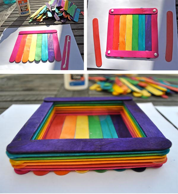 Make your own rainbow leprechaun trap - Club Chica Circle