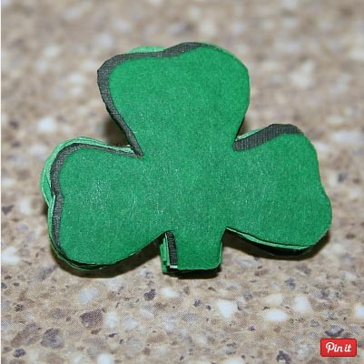 Shamrock Pin Craft - About Home