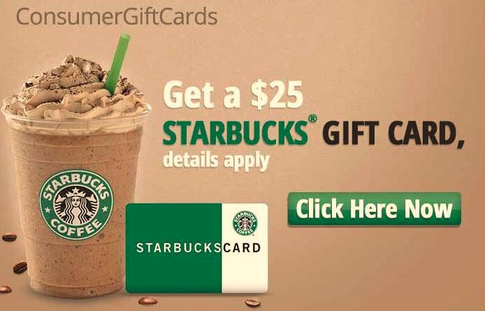 sell starbucks gift card