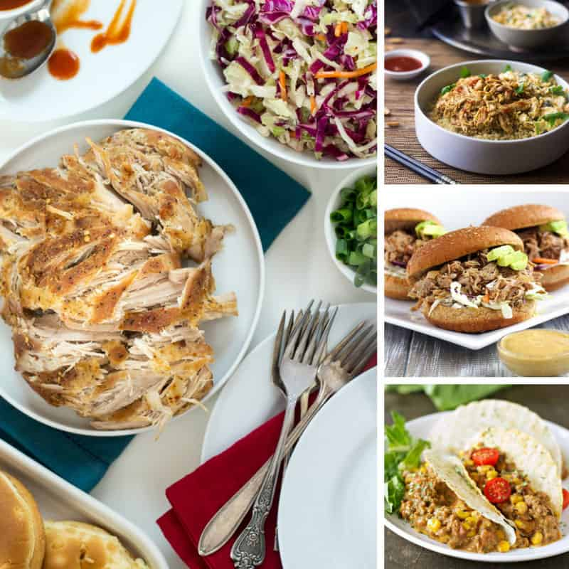 These summer slow cooker recipes are delicious. Perfect for days when it's way too hot to turn the oven on!