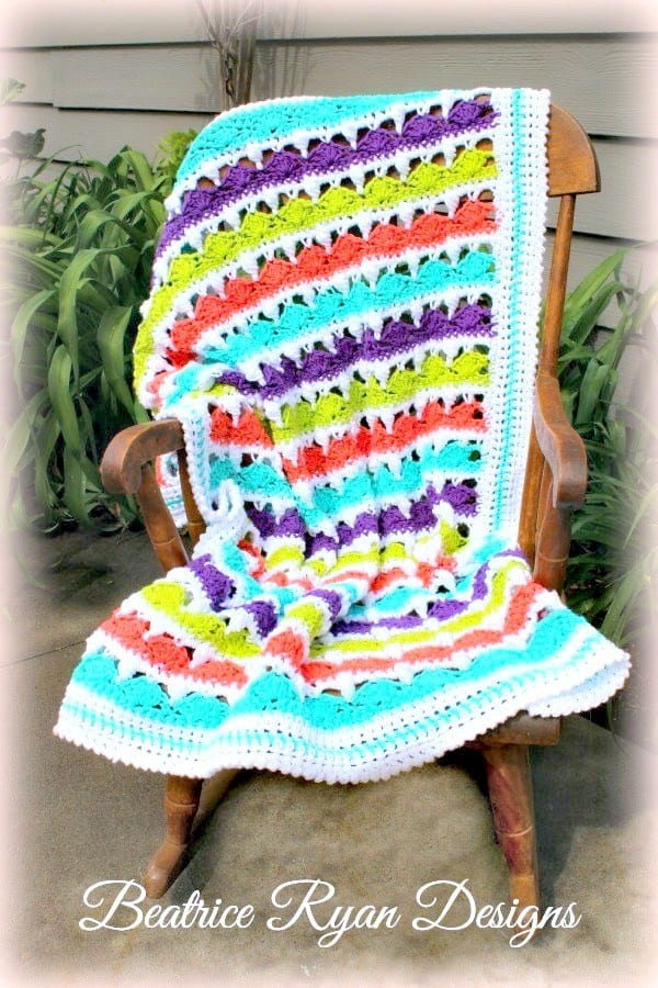 Summer's Day Crochet Pattern