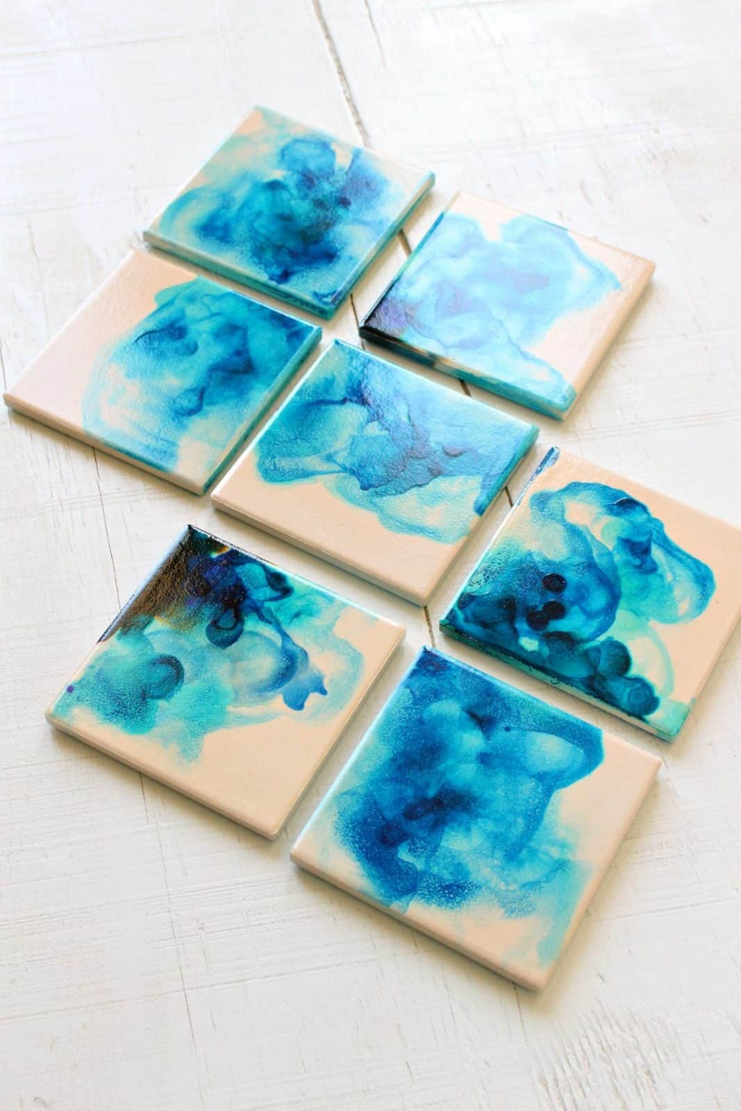These beautiful DIY coasters make fabulous gift for your friends