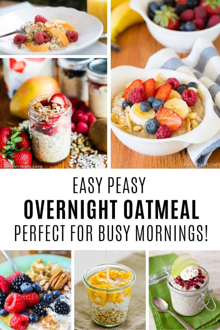 Yum even toddlers love these overnight oats!