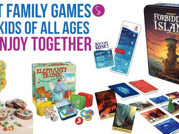 Best Family Game Night Games: Perfect for the Holiday Season