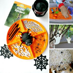 These Halloween activities for toddlers are perfect for Tot School! Thanks for sharing!