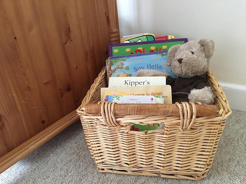 Toy Storage Basket