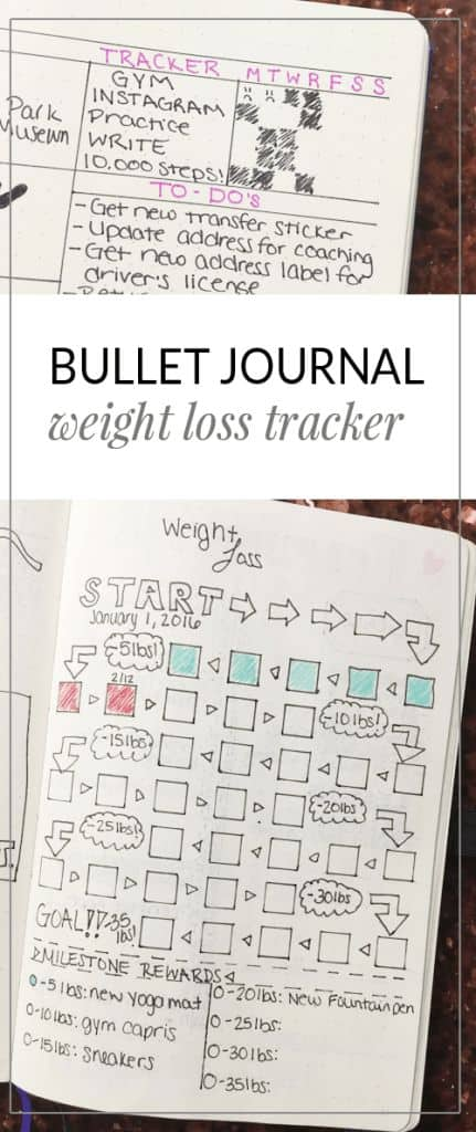 bullet journal tracker ideas 2019 the ultimate list of layouts