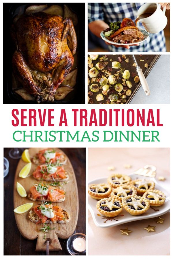 Oh my goodness you cannot beat a traditional Christmas dinner and this is just the menu I need this year!