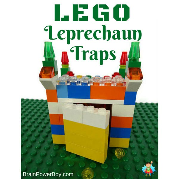 Leprechaun Trap LEGO DesignsBrain Power Boy