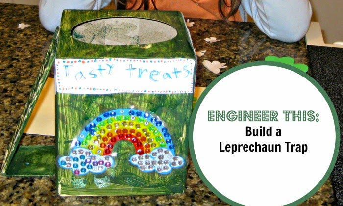 Engineer This: Building a Leprechaun TrapPlanet Smarty Pants