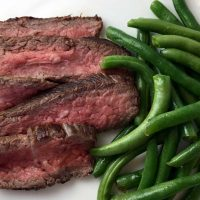 Quick and Easy Skillet Tri-Tip Steak
