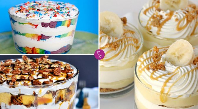 16 Easy Trifle Recipes for a Crowd - Perfect for Gatherings, Pot Lucks and Holidays