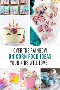 These unicorn food ideas are totally magical!