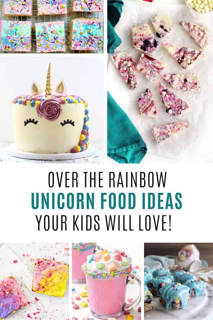Magical Unicorn Treats Your Kids Will Love {and you will too!}