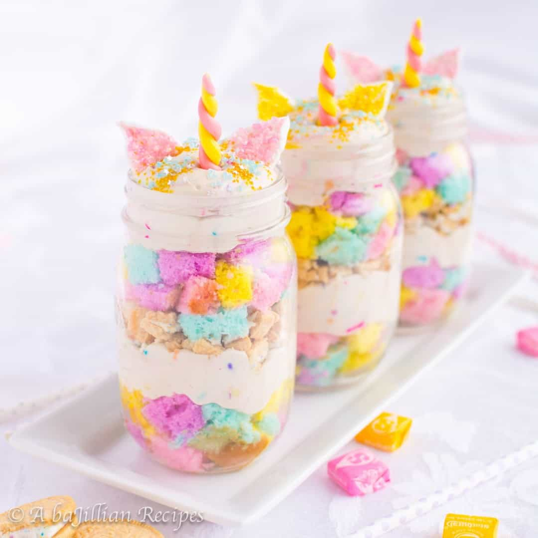 Unicorn Mini Trifles