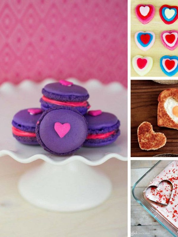 These Valentines Treats are perfect for kids or grownups on February 14!