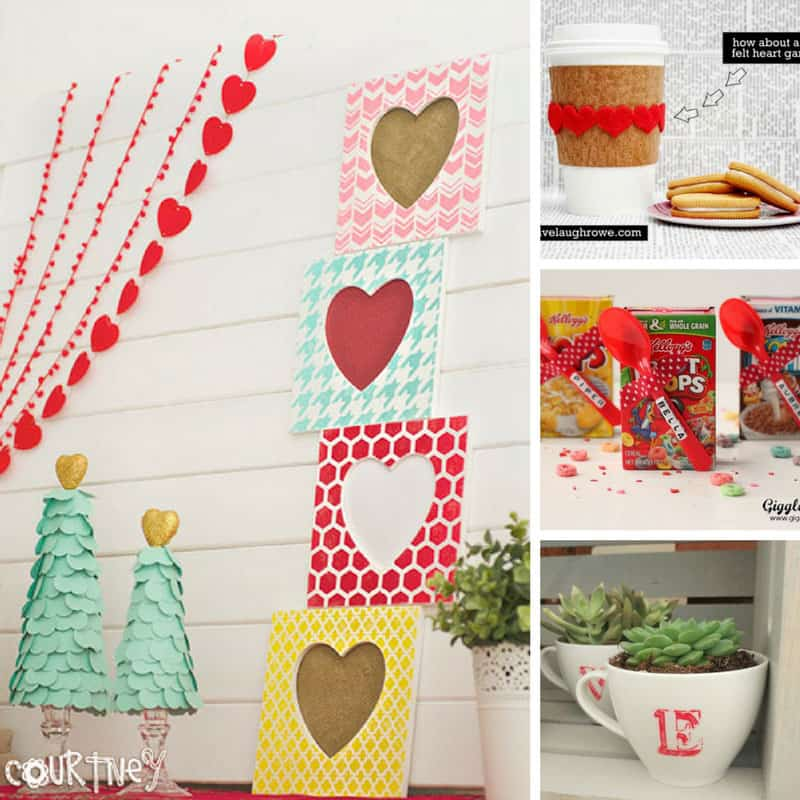 Super Simple Valentine S Day Crafts For Adults Spread A Little Love