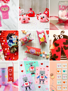 Valentine's Day Crafts Ideas